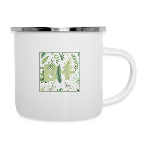 Be positive - Camper Mug