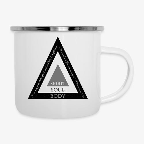 Spirit Soul Body - Camper Mug