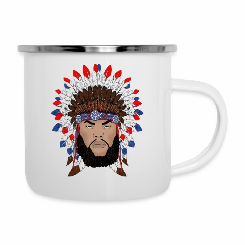 Dane Calloway American Indian Logo - Camper Mug