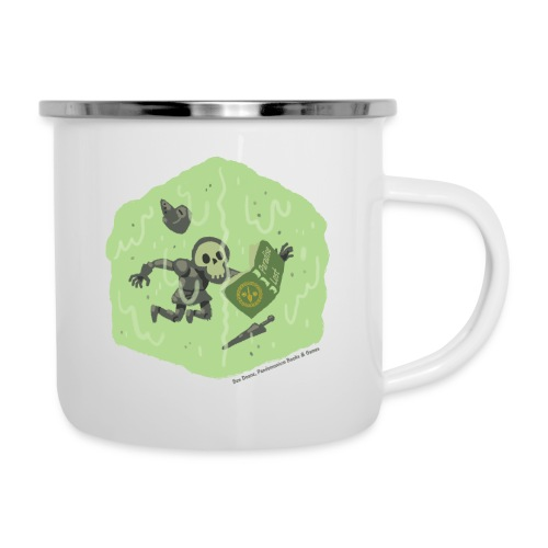 Slime - Winner - Pandemonium Books & Games - Camper Mug