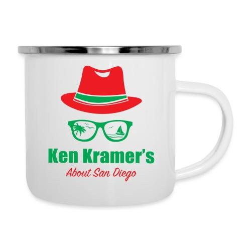 Happy Holidays 2019 - Camper Mug