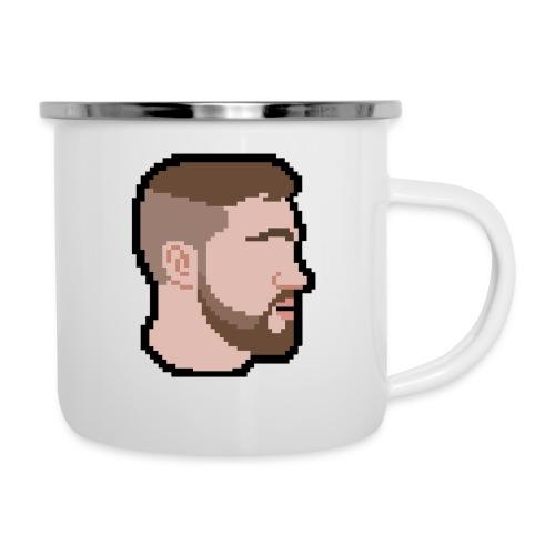 8 Bit Mug - Camper Mug