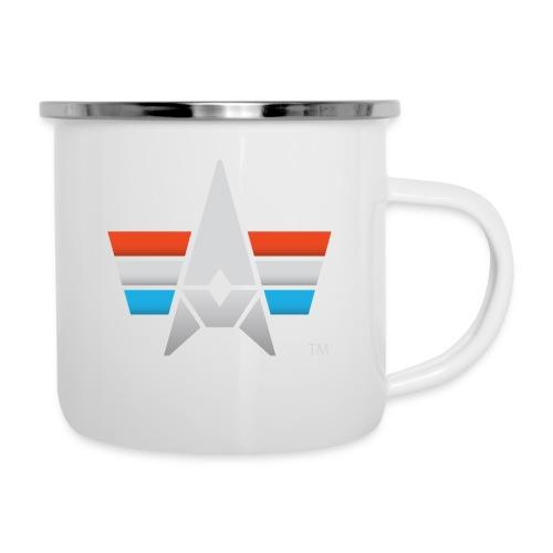 BHK Icon full color stylized TM - Camper Mug
