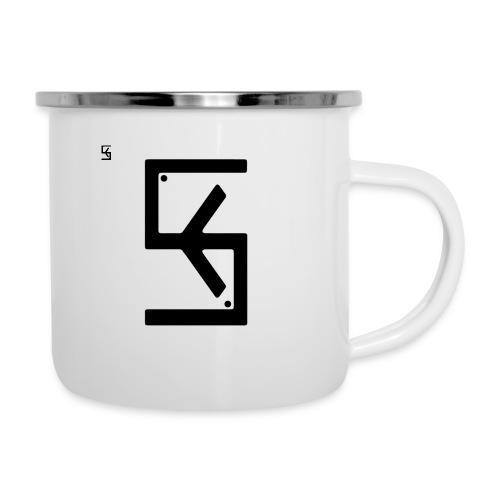 Soft Kore Logo Black - Camper Mug