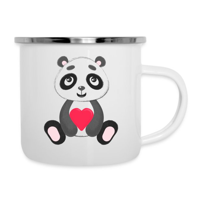 Sweetheart Panda