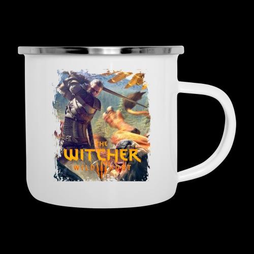 The Witcher 3 - Griffin - Camper Mug