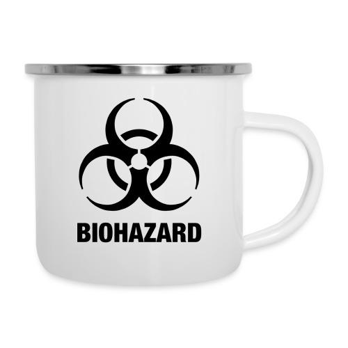 Biohazard - Camper Mug