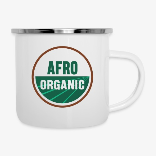 Afro Organic - Camper Mug