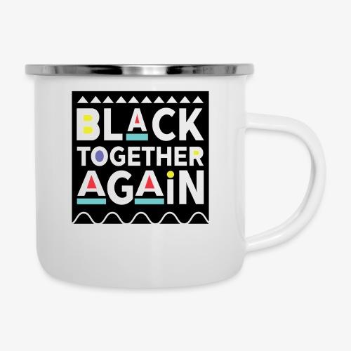 Black Together Again - Camper Mug