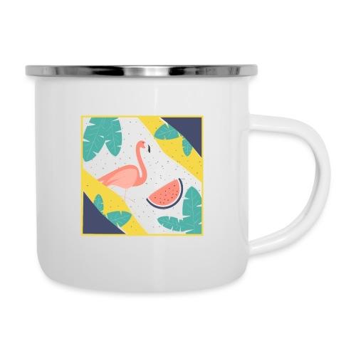 Flamingo - Camper Mug