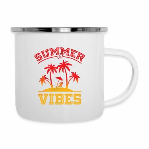 Summer Vibes - Camper Mug