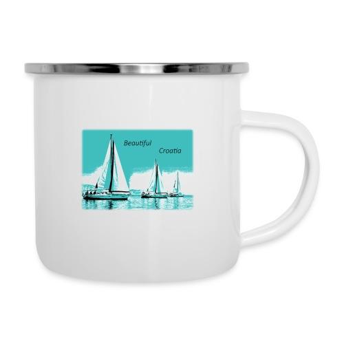 Beautiful Croatia - Camper Mug