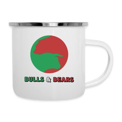 Bulls & Bears - Camper Mug