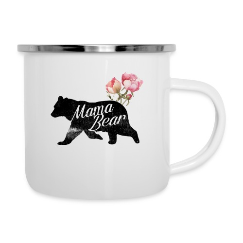 Mama Bear, Mommy Bear, Mother Bear, Mummy Bear - Camper Mug