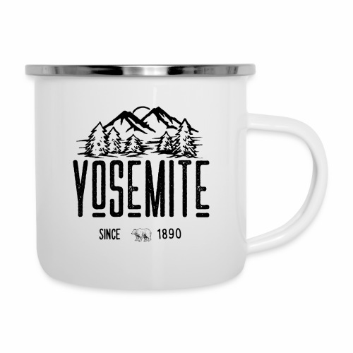 yosemite mug - Camper Mug