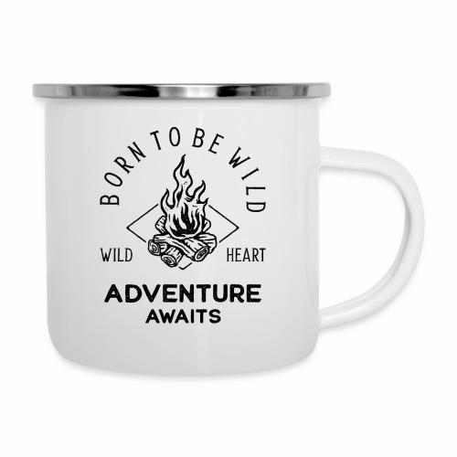 Be Wild - Camper Mug