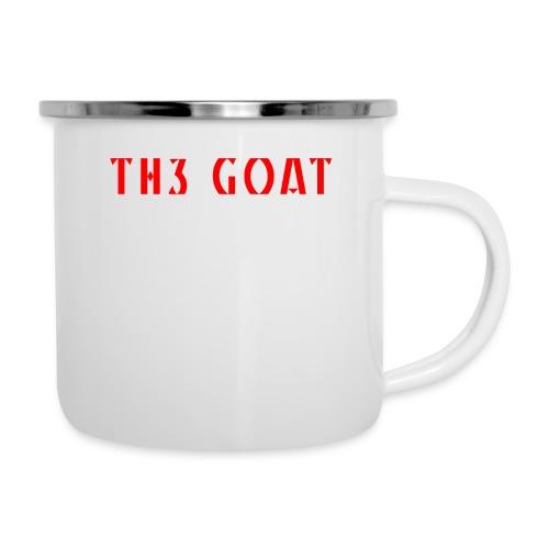 GREEK GOAT - Camper Mug