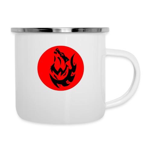 Wolf Logo - Camper Mug