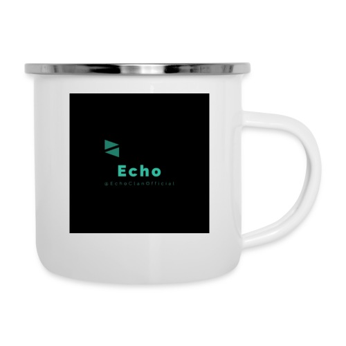 Echo Clan Offical Logo Merch - Camper Mug