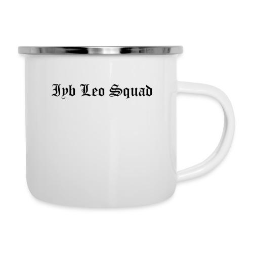 iyb leo squad logo - Camper Mug