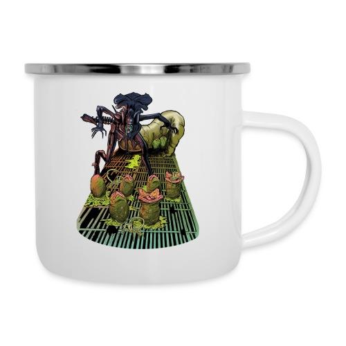 Xenomorph Queen - Camper Mug