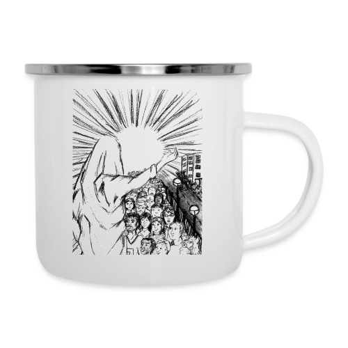 Knowing Jesus - Camper Mug