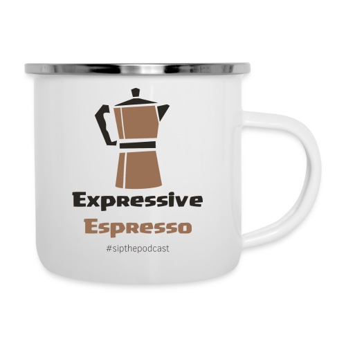 Expressive Espresso - Camper Mug