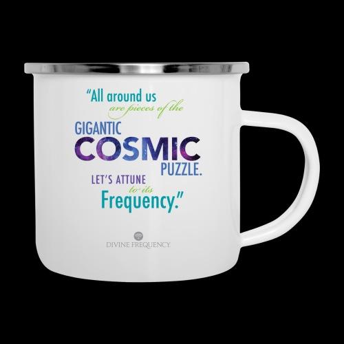 Cosmic Puzzle Mug - Camper Mug