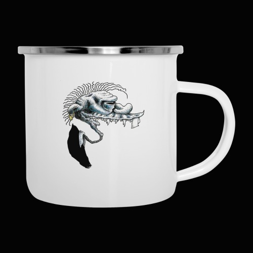 Punk Rock Hooligan - Camper Mug