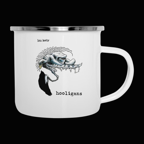 Lou Kelly - Hooligans Album Cover - Camper Mug