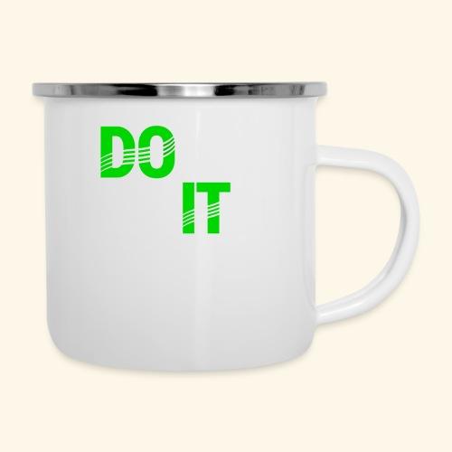 DON'T QUIT #4 - Camper Mug