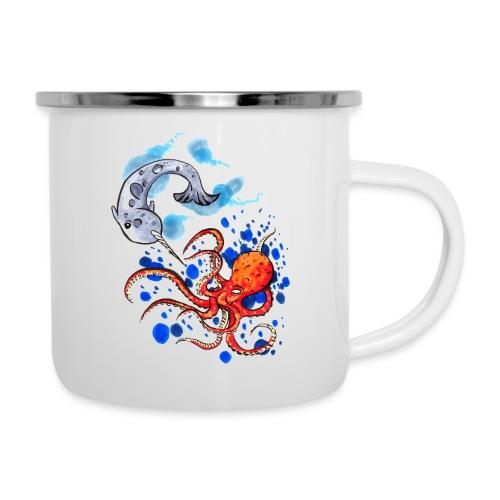 JLK Undersea Mastery - Camper Mug