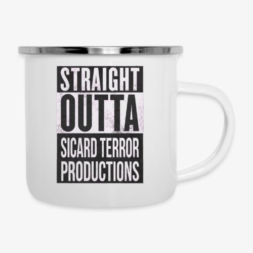 Strait Out Of Sicard Terror Productions - Camper Mug