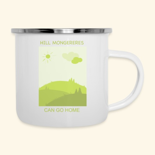 Hill mongereres - Camper Mug