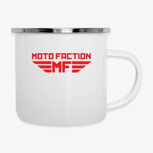 MotoFaction Logo - Camper Mug