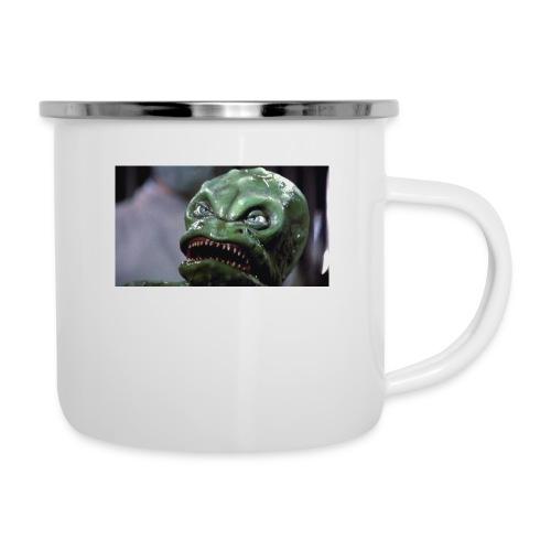 Lizard baby from Z - Camper Mug