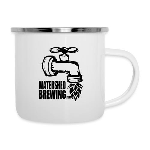 Watershed Brewing Tap Hop - Camper Mug
