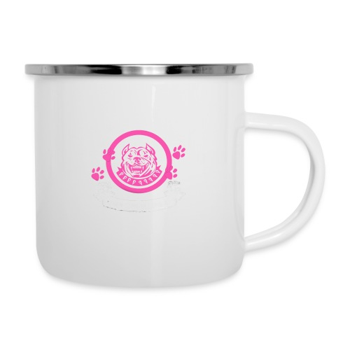 pitbullmom - Camper Mug
