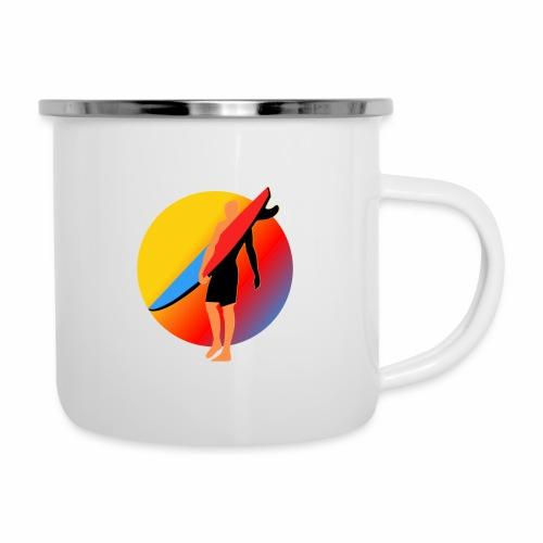 SURFER - Camper Mug