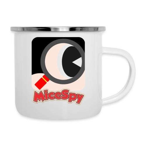 MiceSpy with your eye! - Camper Mug