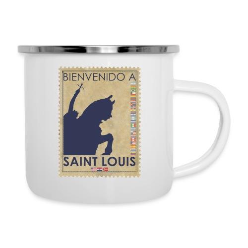 Bienvenido A Saint Louis - Camper Mug