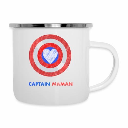 CAPTAIN MAMAN - Camper Mug