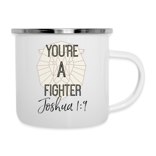 You're A Fighter Collection (For Women) - Camper Mug