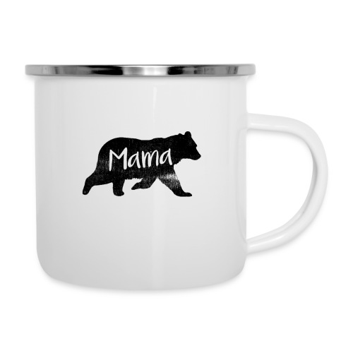 Mama Bear, Mommy Bear, Mother Bear, Mother's Day - Camper Mug