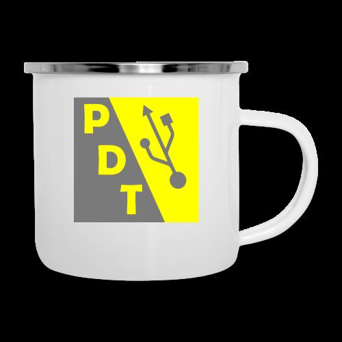 PDT Logo - Camper Mug