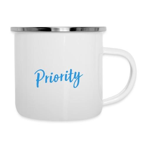 Self-Love is My Priority Shirt Design - Camper Mug
