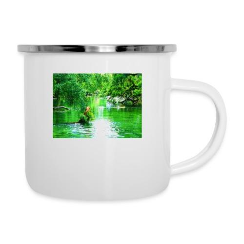 GREEN WATER - Camper Mug
