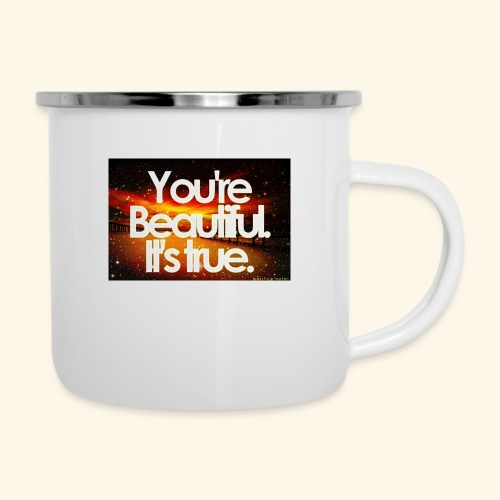 I see the beauty in you. - Camper Mug