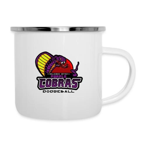 globo gym costume - Camper Mug