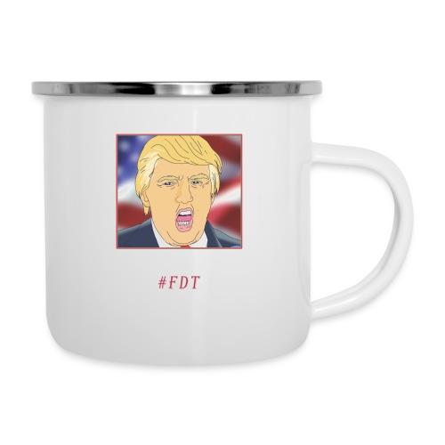 Fuck Donald Trump! - Camper Mug
